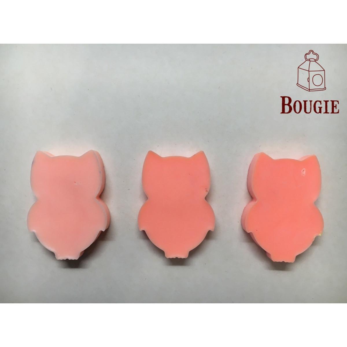 Cire colorante pour bougie Orange Neon (Fluo)