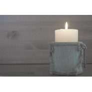 Cire blanchissante pour bougies