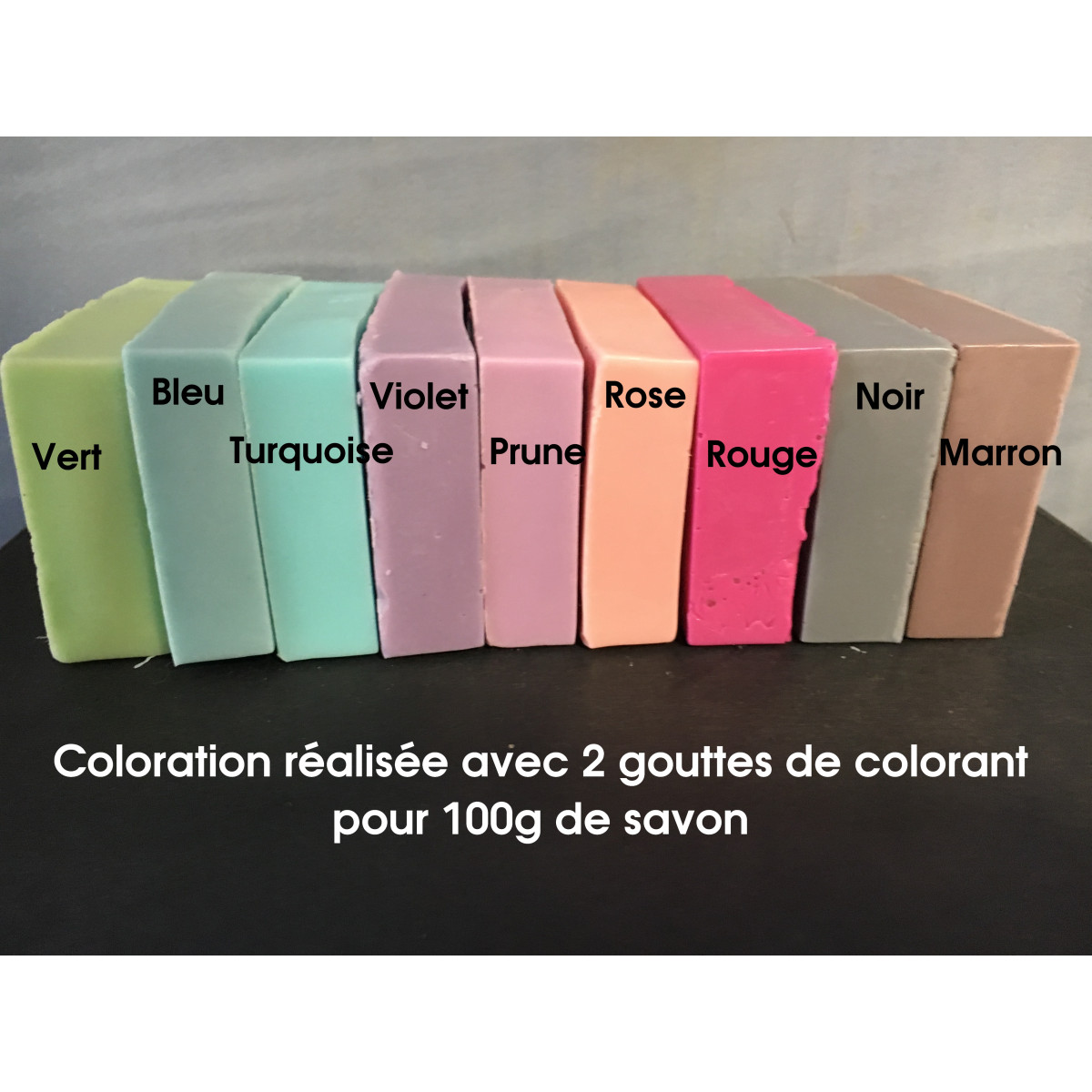 Colorant liquide glycériné Violet