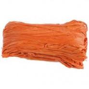 Raphia orange 50g