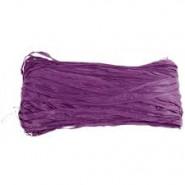 Raphia violet 50g