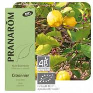 Huile essentielle de Citron zeste BIO