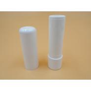 Tube baume à lèvres blanc Luxe lot de 5
