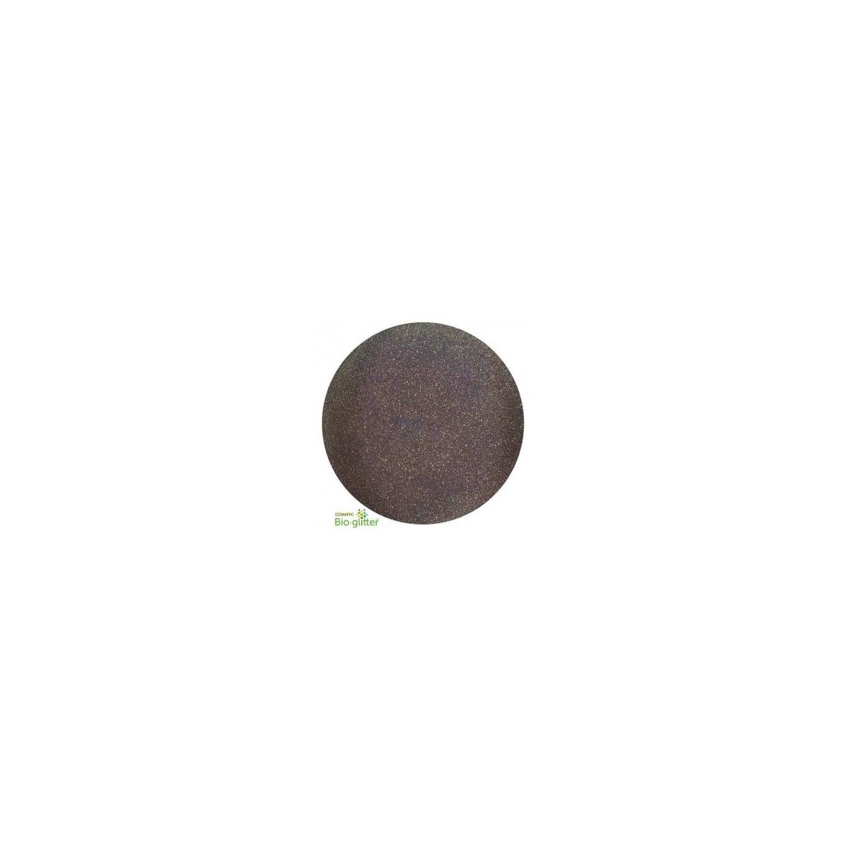 Glitter Sable noir 006