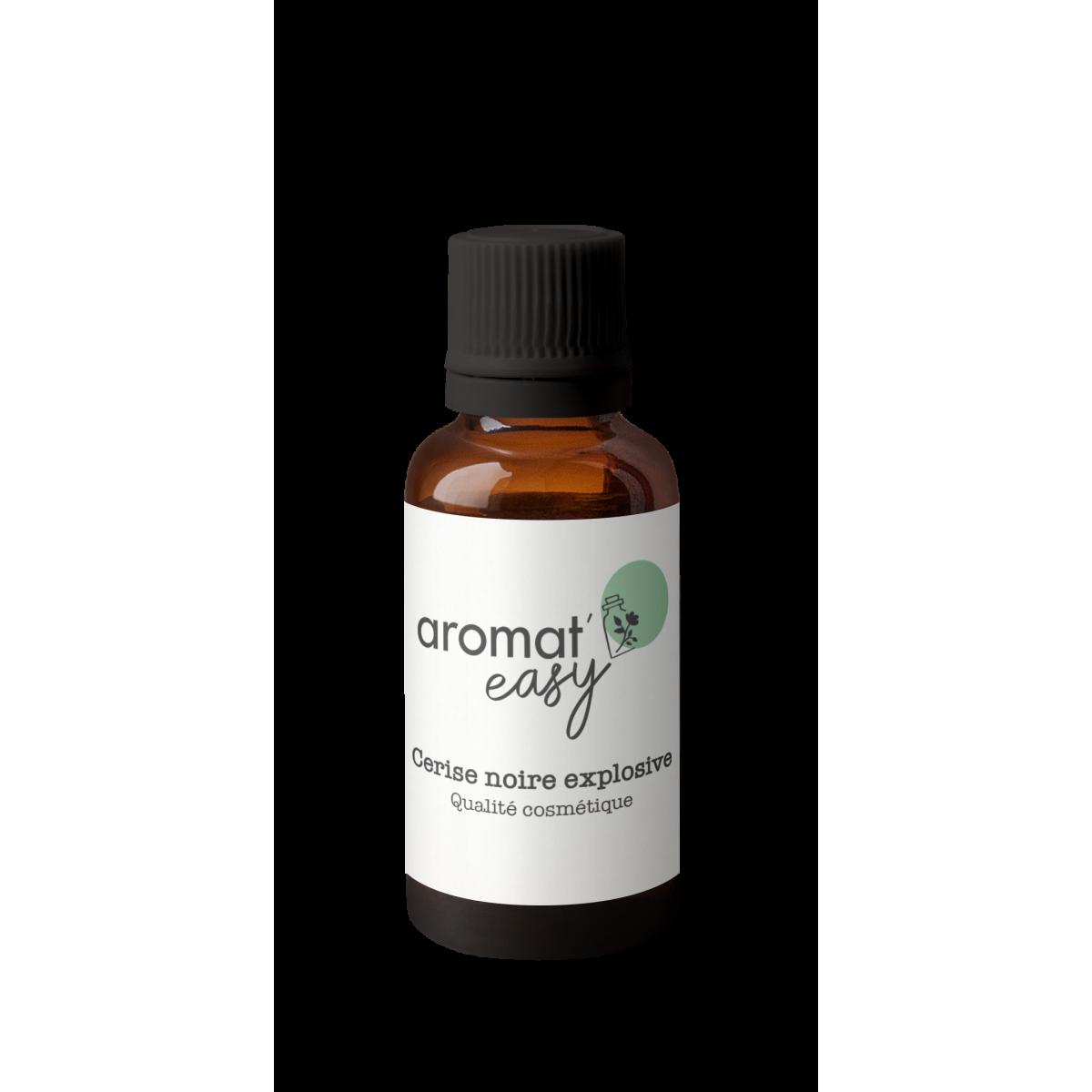 Fragrance Cerise noire explosive