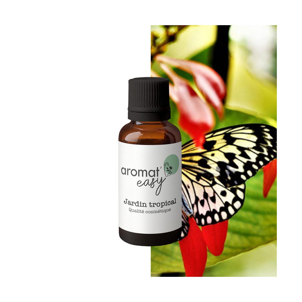 Fragrance Jardin tropical (Grasse)