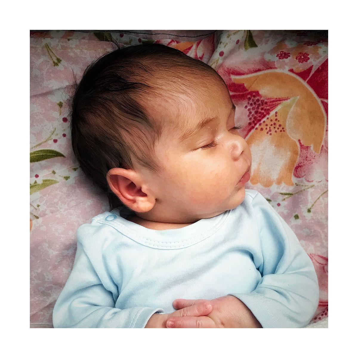 Fragrance Lotion pour bébé