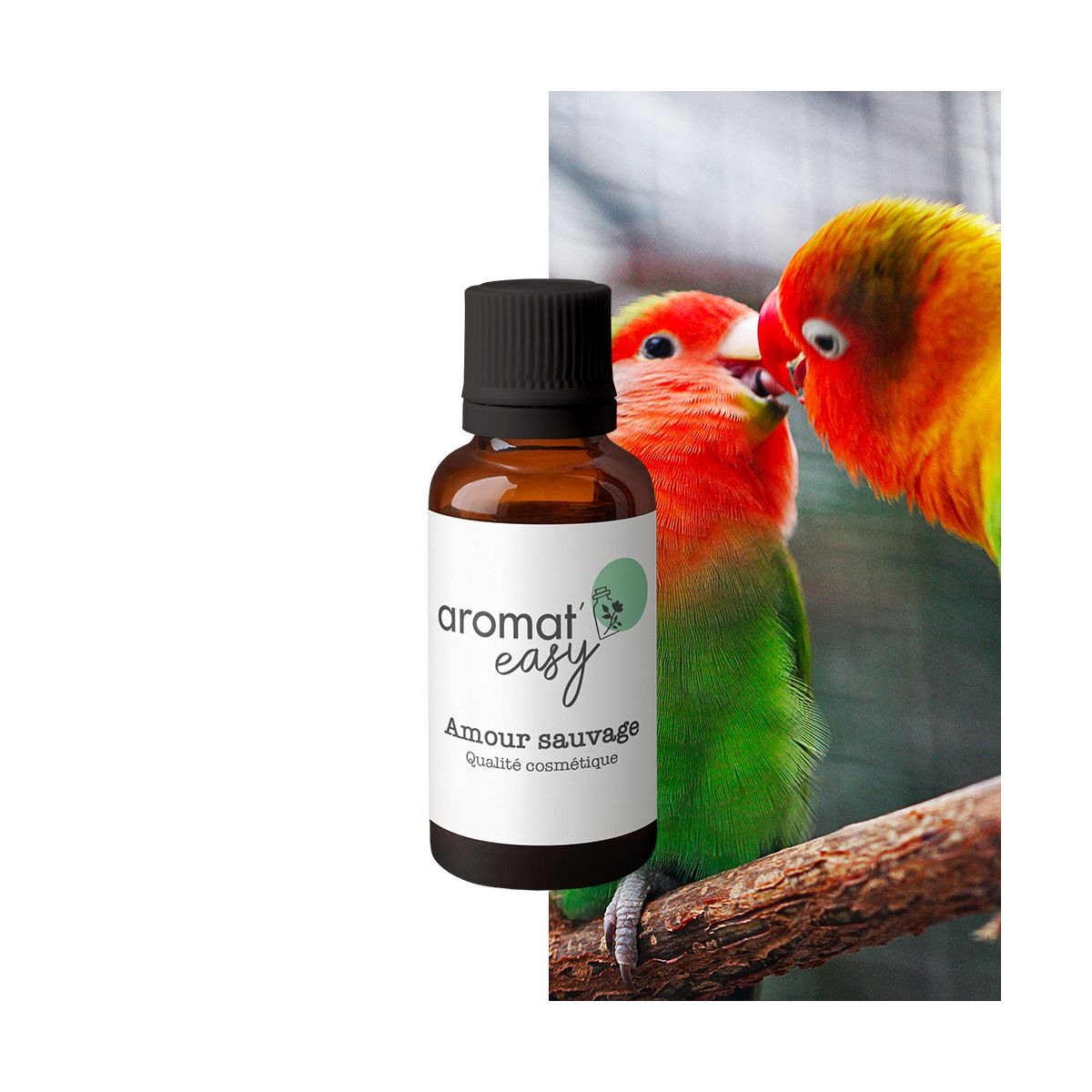 Fragrance Amour sauvage