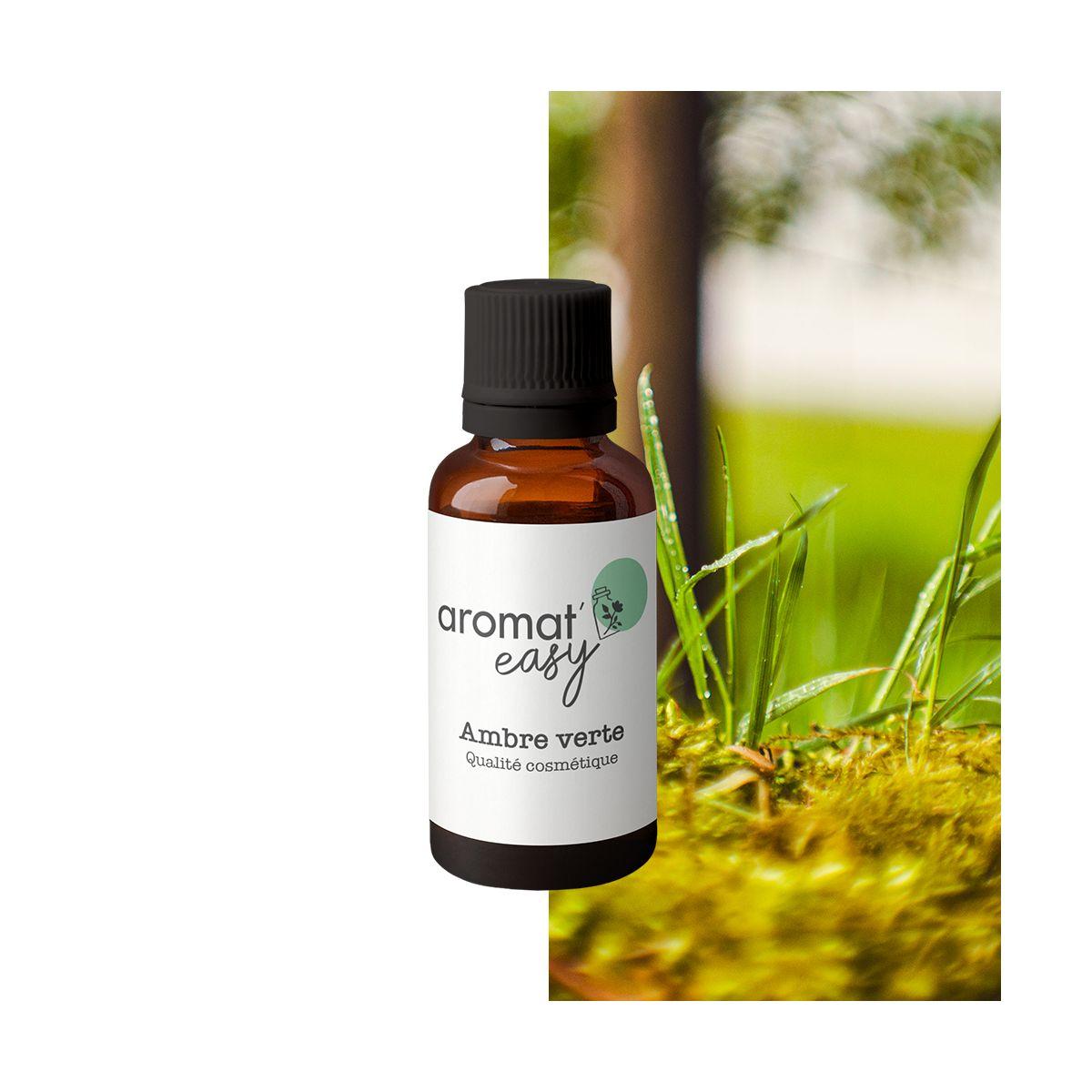 Fragrance Ambre verte