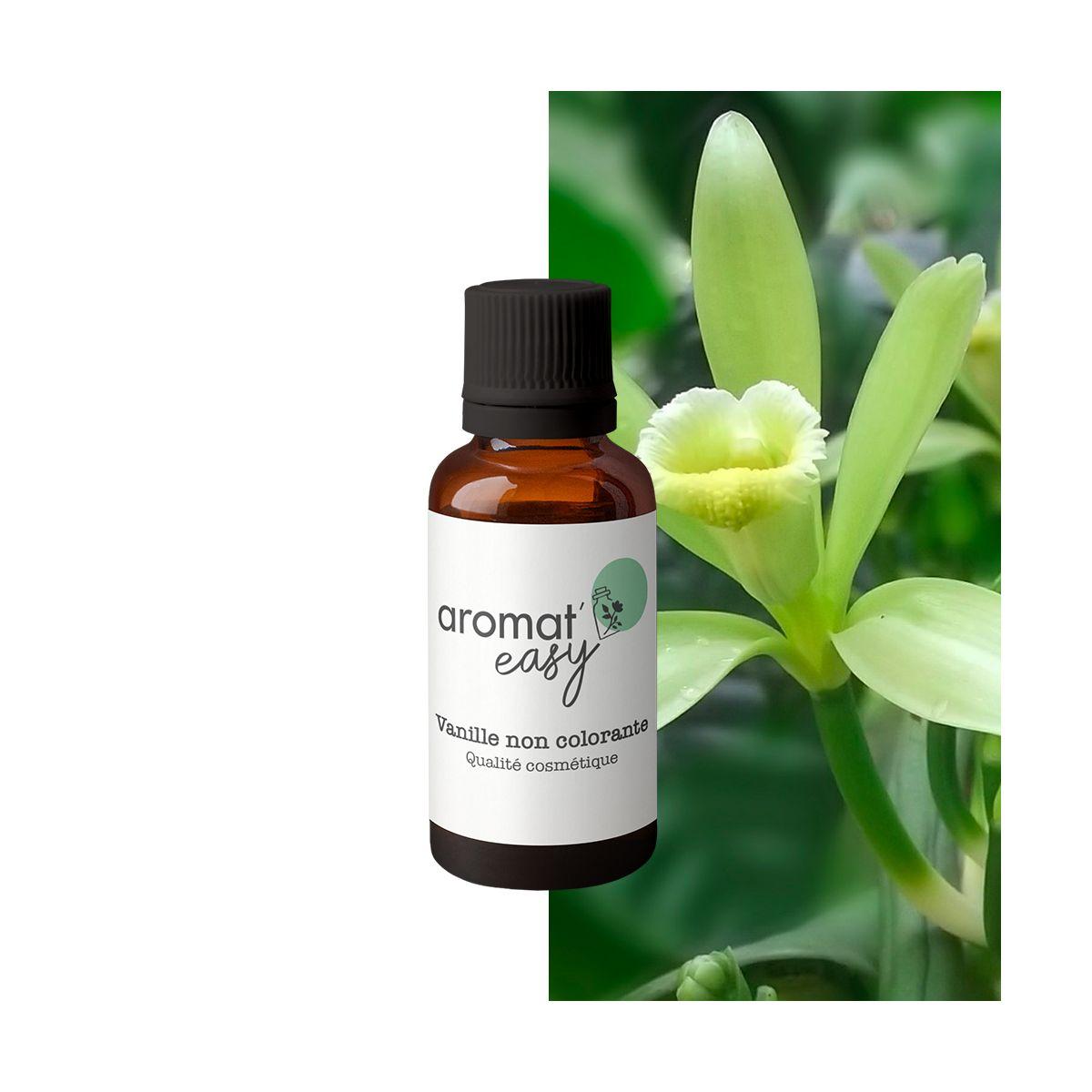 Fragrance Vanille non colorante