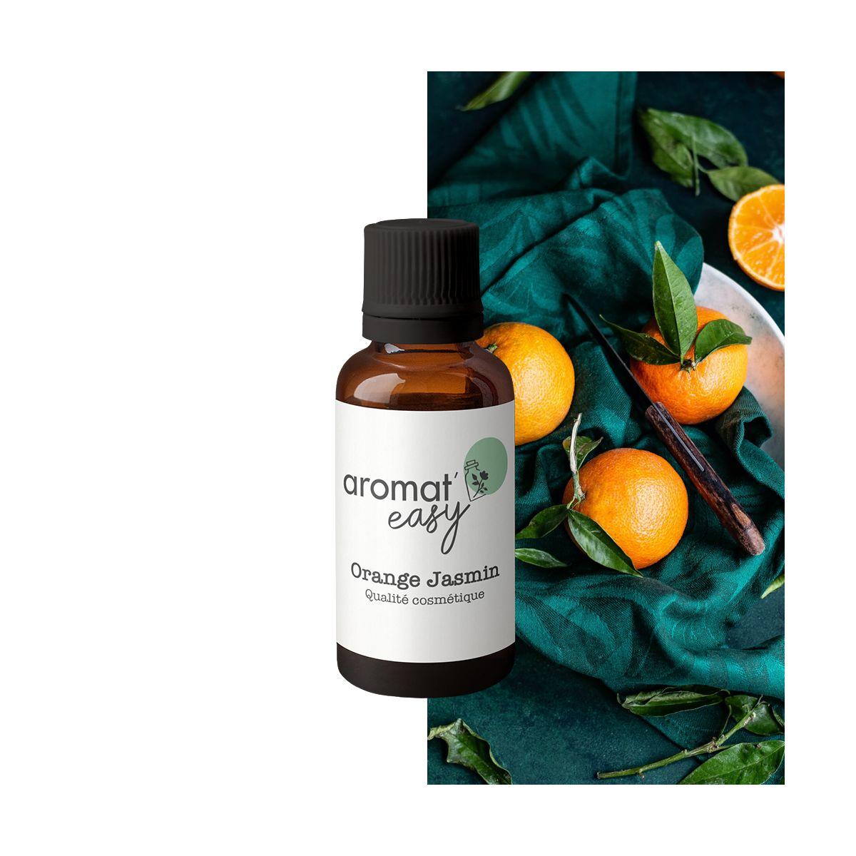 Fragrance Naturelle Orange jasmin