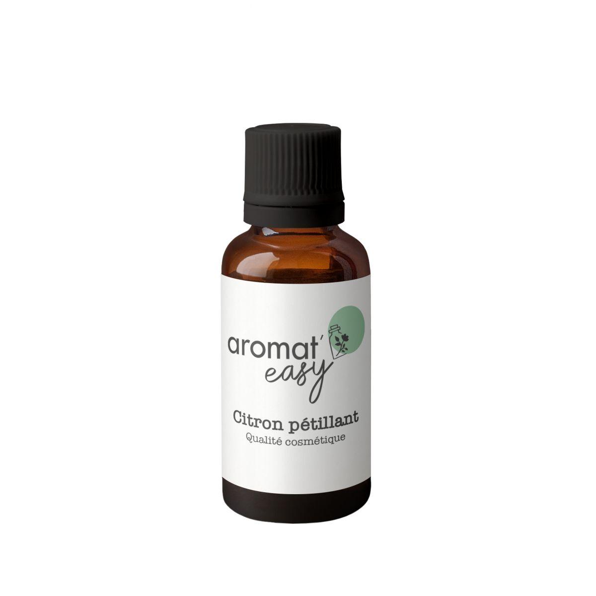 Fragrance Naturelle Citron pétillant